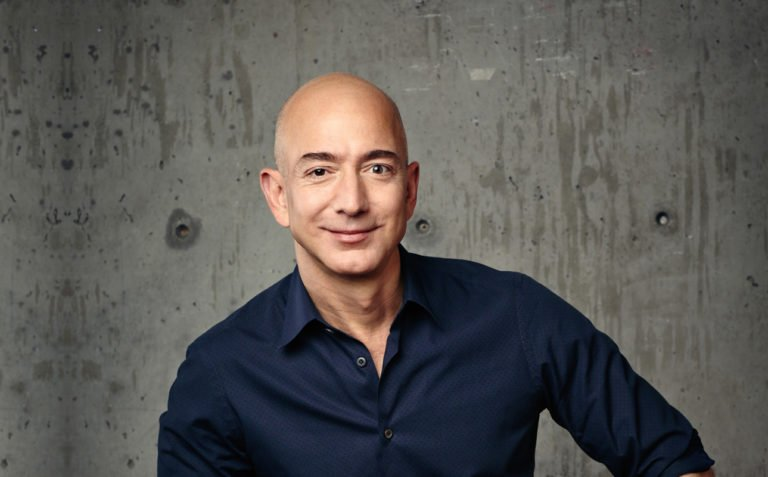 Jeff Bezos-Amazon