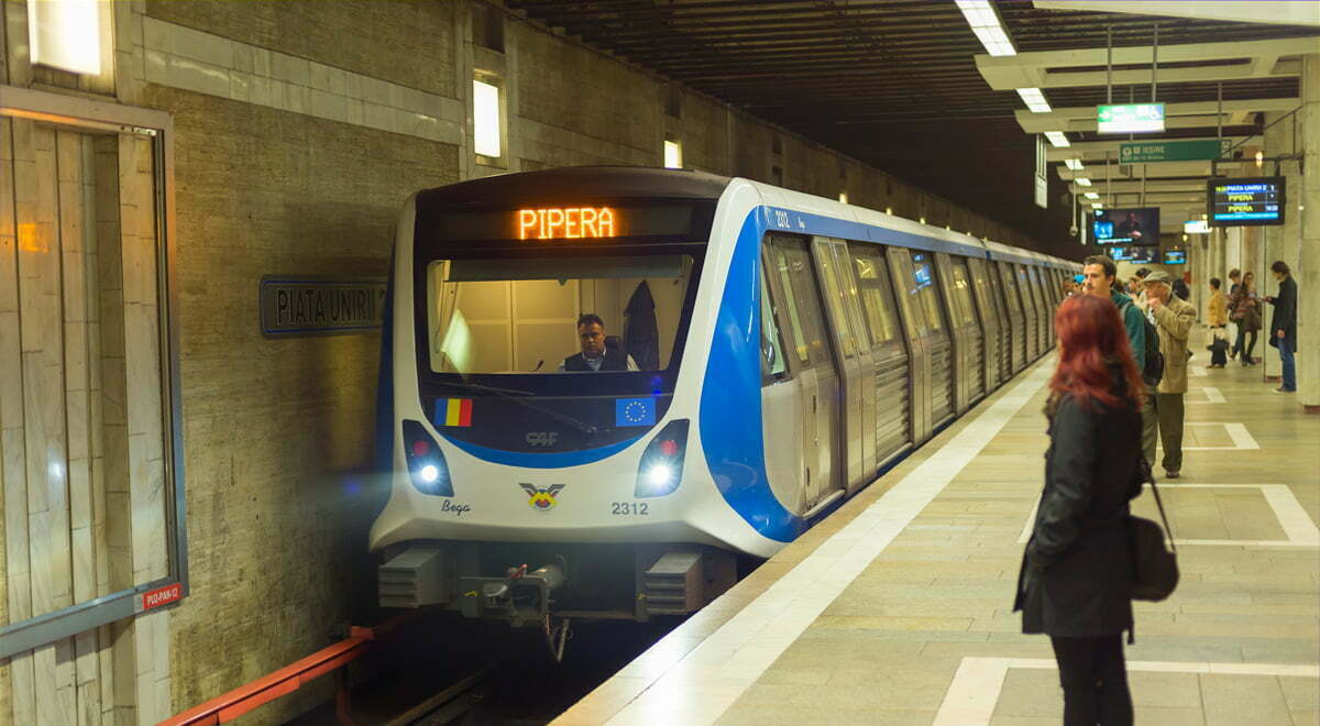 calatoria cu metrou