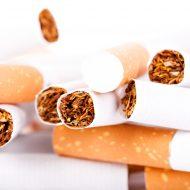 țigarete de contrabandă