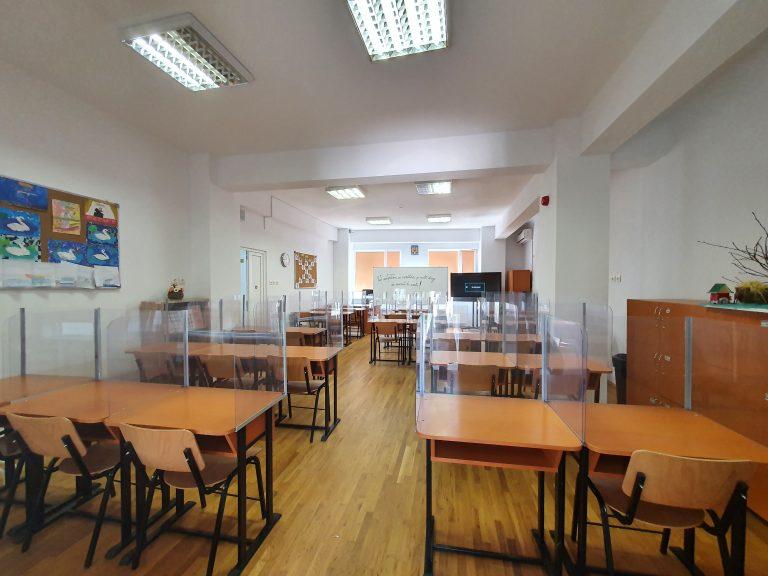 scoala covid romania