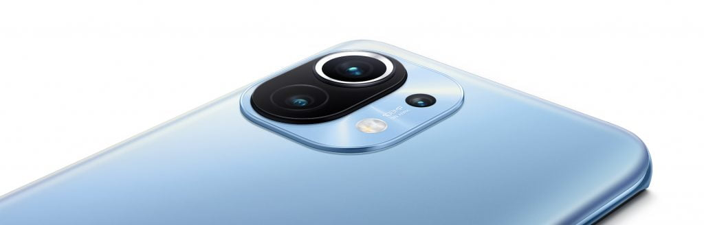 Xiaomi Mi 11-camera