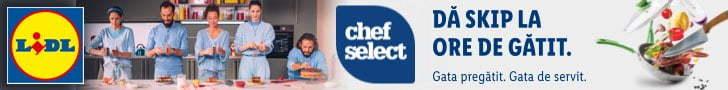Lidl chef select - Da skip la ore de gatit