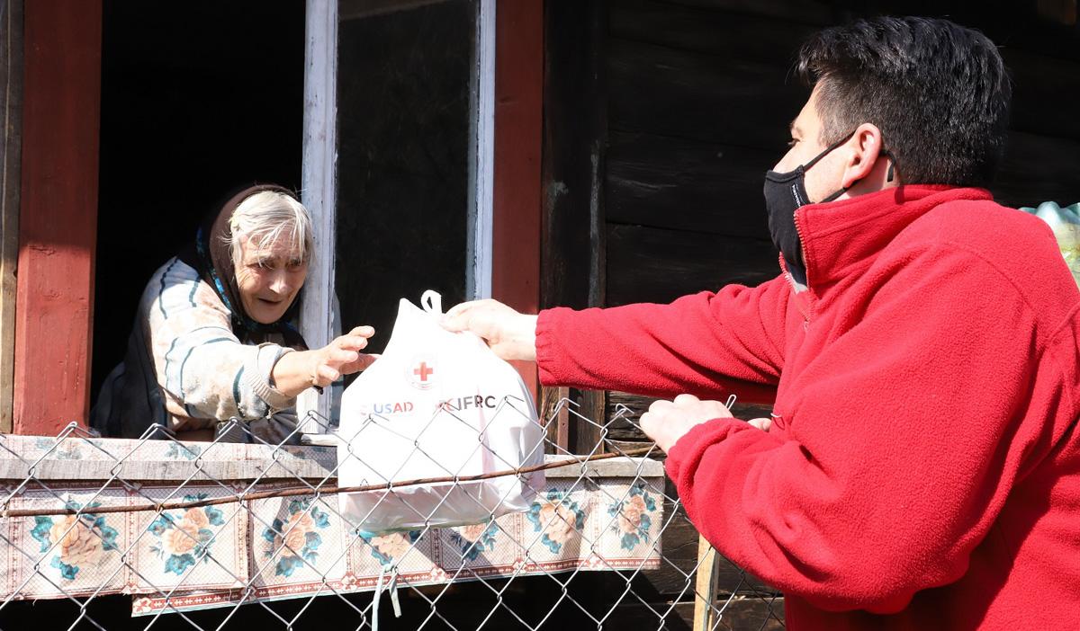 Crucea Roșie Români-campanie informare