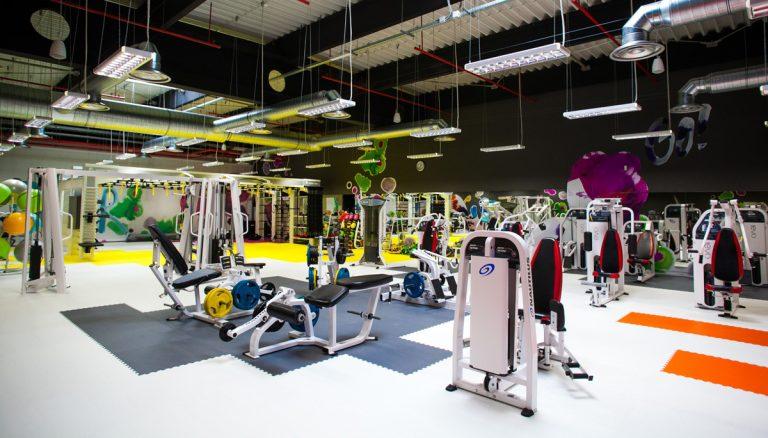 World Class-sala fitness