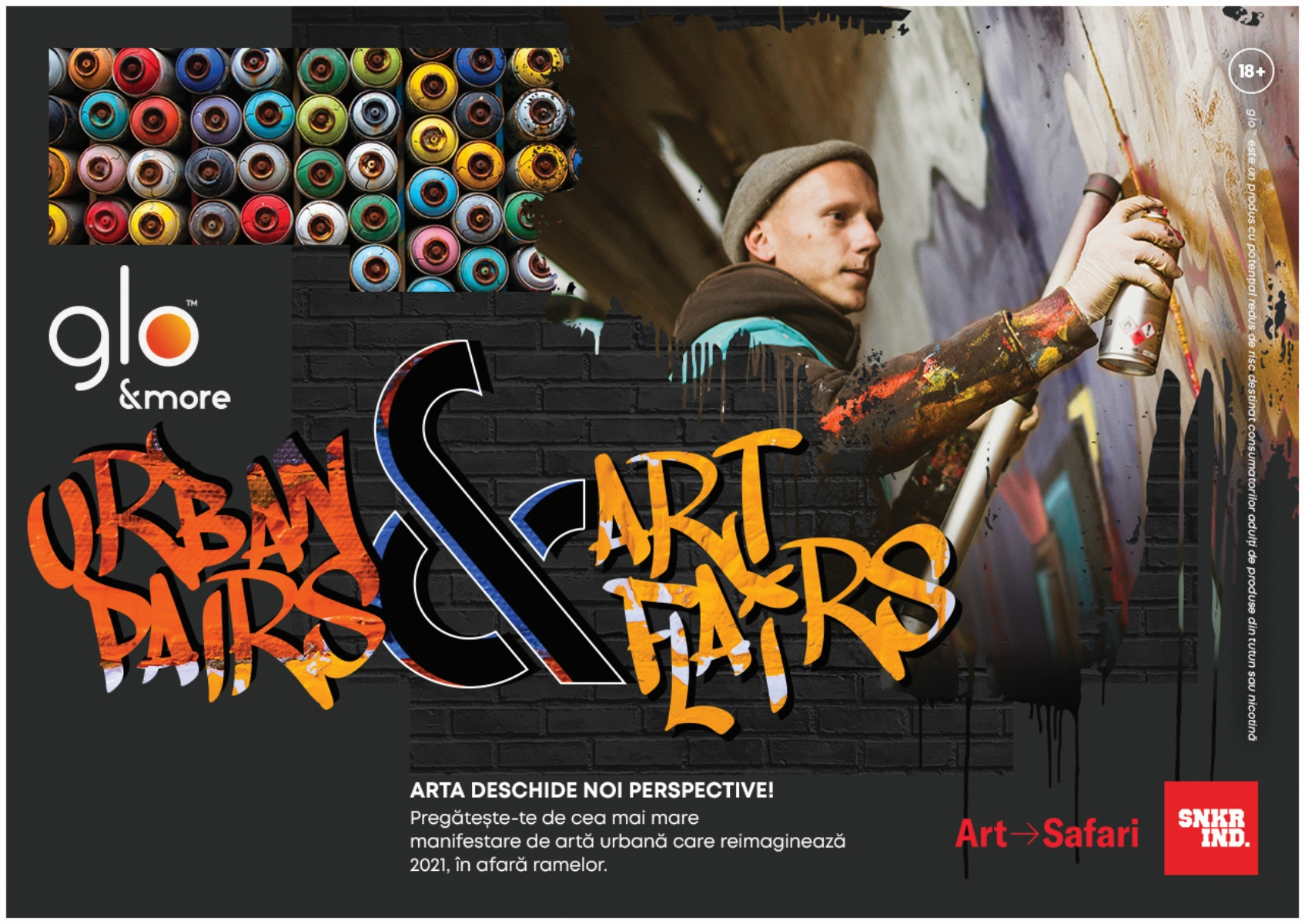 Urban Pairs & Art Flairs